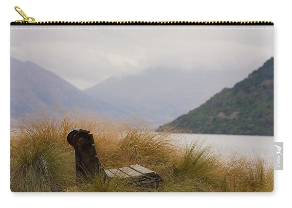 Lake Wakatipu Bench Carry-all Pouch