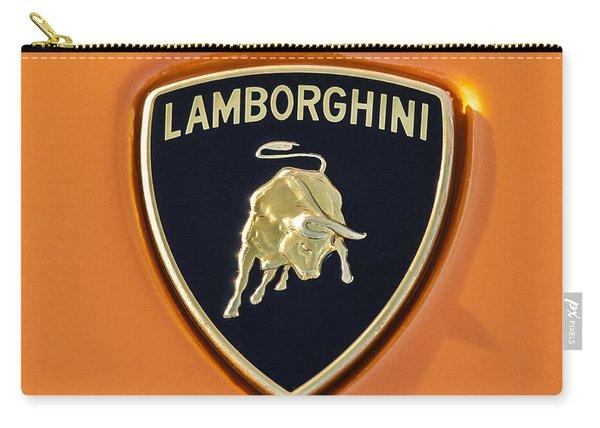 Lamborghini Emblem -0525c55 Carry-all Pouch
