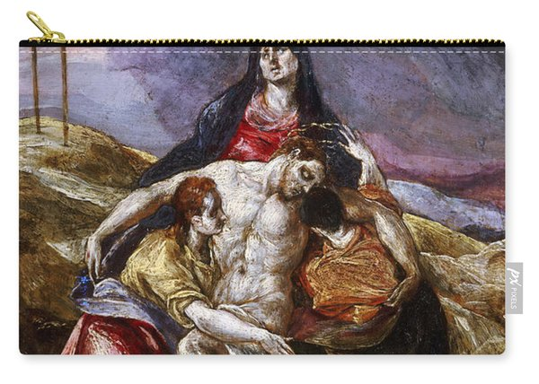 Lamentation Carry-all Pouch