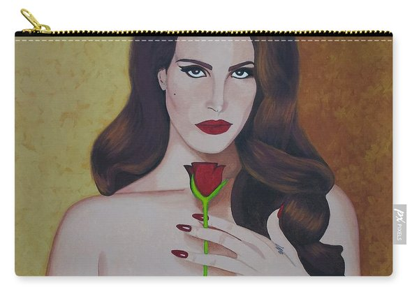 Lana Del Rey Carry-all Pouch