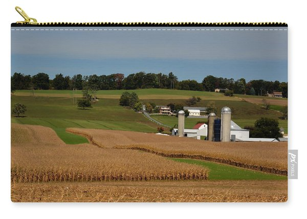 Lancaster County Farm Carry-all Pouch