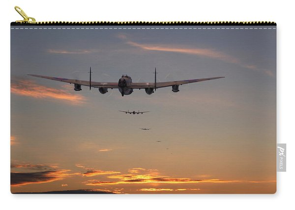 Lancaster - At The Going Down Of The Sun... Carry-all Pouch