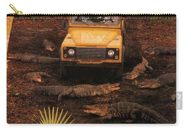Land Rover Defender 90 Ad Carry-all Pouch
