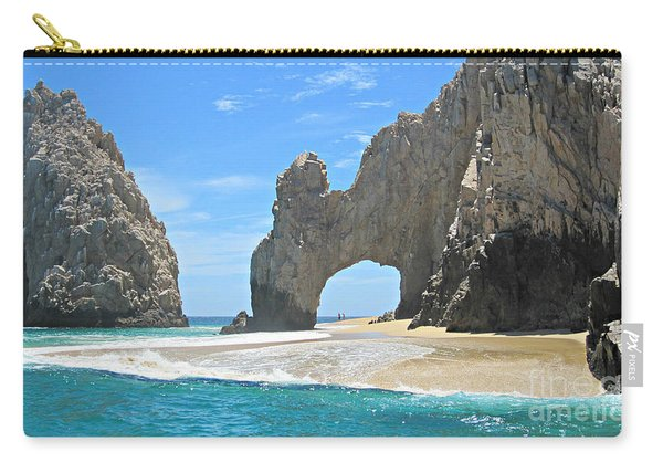 Lands End  Carry-all Pouch