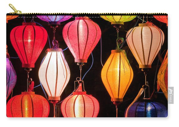 Lantern Stall 04 Carry-all Pouch