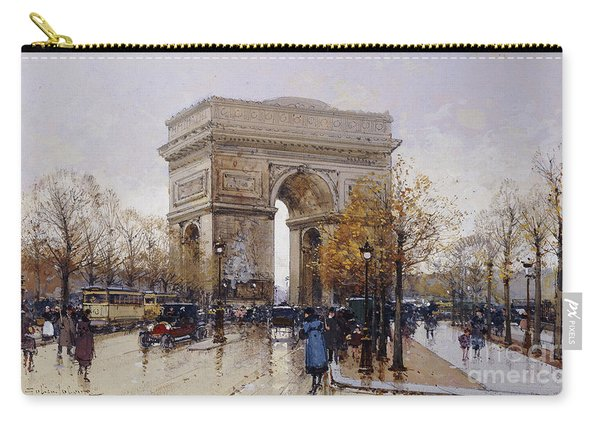 L'arc De Triomphe Paris Carry-all Pouch