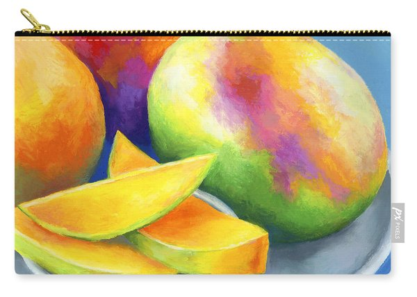 Last Mango In Paris Carry-all Pouch