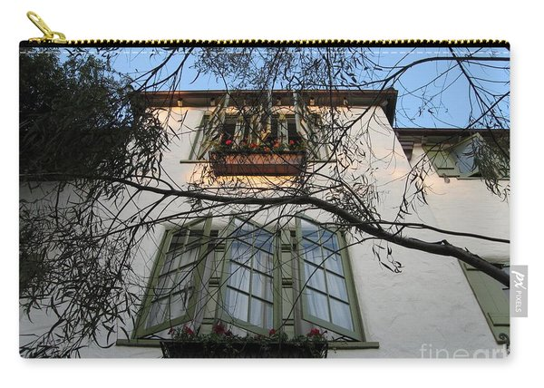 L'auberge Facade Carry-all Pouch