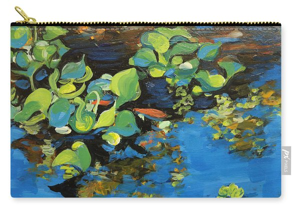 Laura's Pond I Carry-all Pouch