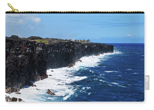 Lava Shore Carry-all Pouch