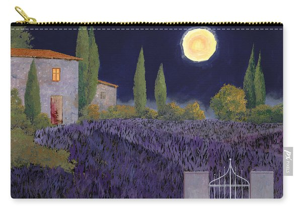 Lavanda Di Notte Carry-all Pouch
