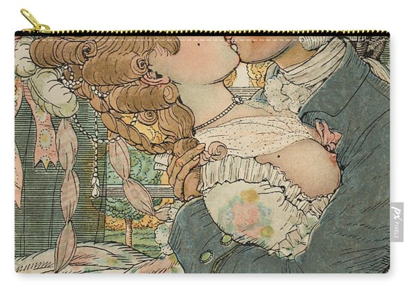 Le Baiser Carry-all Pouch