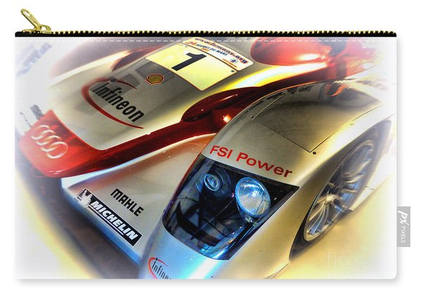 Le Mans 2002 Audi R8 Fsi Carry-all Pouch
