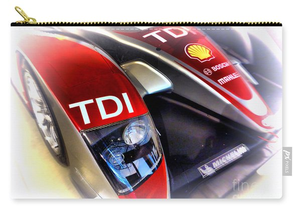 Le Mans 2008 Audi R10 Tdi Carry-all Pouch
