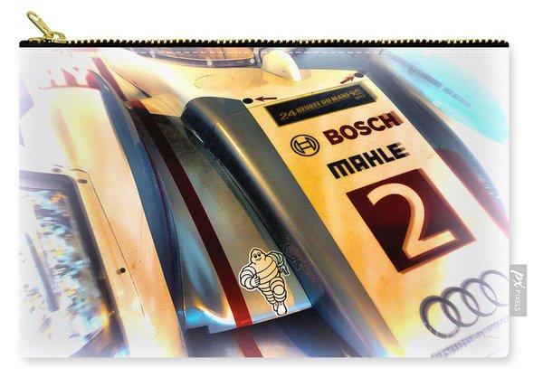Le Mans 2013 Audi E-tron Quatro R18h Carry-all Pouch