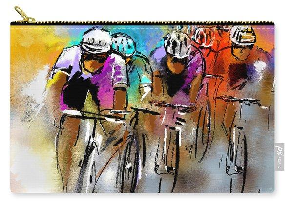 Le Tour De France 03 Carry-all Pouch