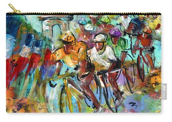 Le Tour De France Madness 02 Carry-all Pouch