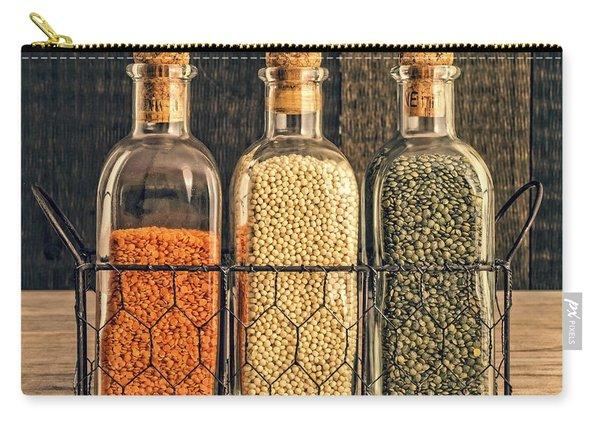 Lentils - Kitchen Art Carry-all Pouch