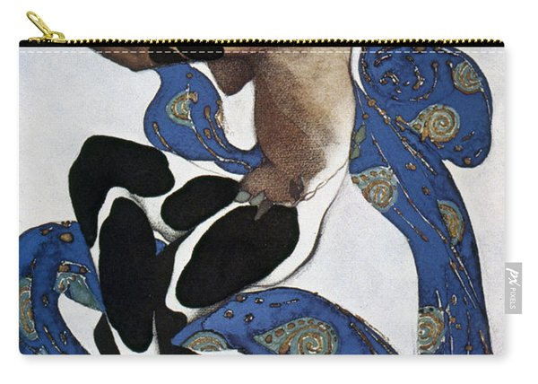 Leon Bakst Faune Carry-all Pouch