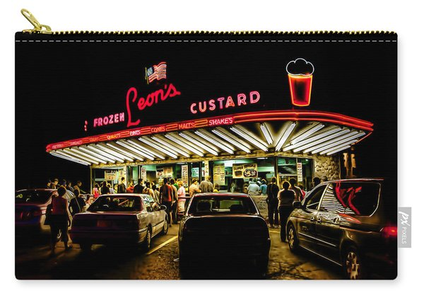 Leon's Frozen Custard Carry-all Pouch