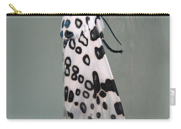 Leopard Moth Carry-all Pouch