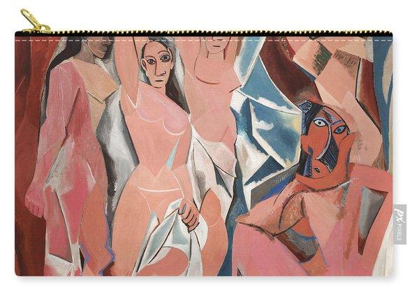 Les Demoiselles D Avignon Carry-all Pouch