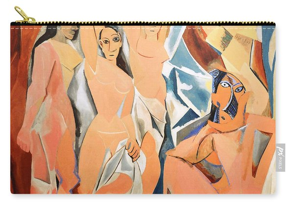 Les Demoiselles D'avignon Picasso Carry-all Pouch