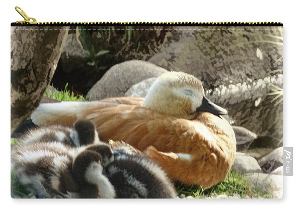 Let Sleeping Ducks Lie Carry-all Pouch