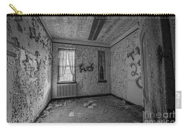 Letchworth Village Room Bw Carry-all Pouch