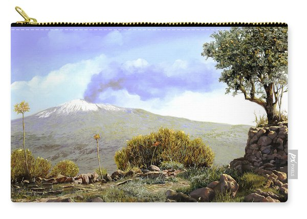 l'Etna  Carry-all Pouch