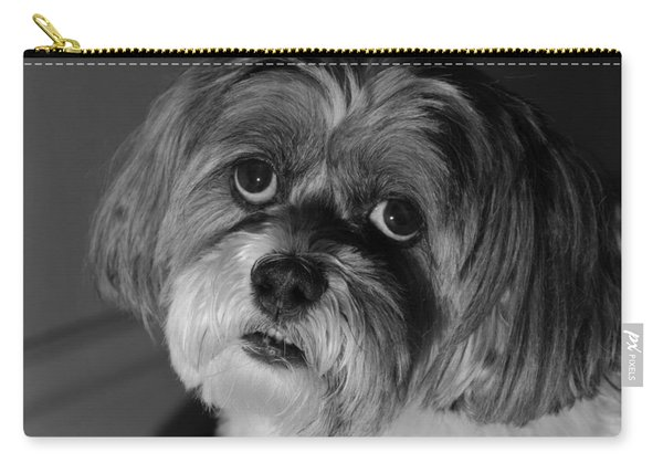 Lhasa Puppy Cut Carry-all Pouch