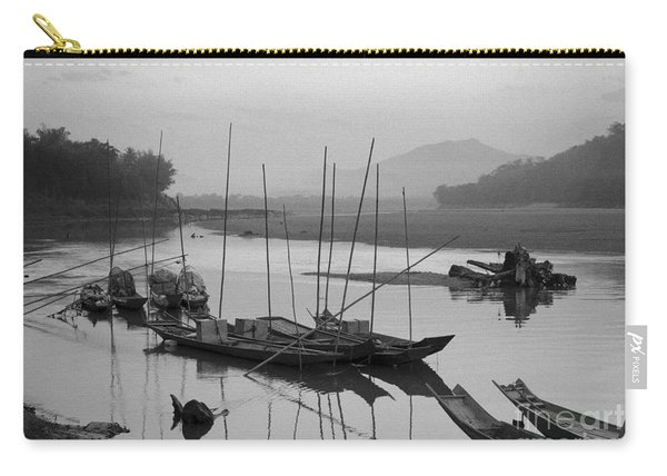 life at Mae Khong river Carry-all Pouch