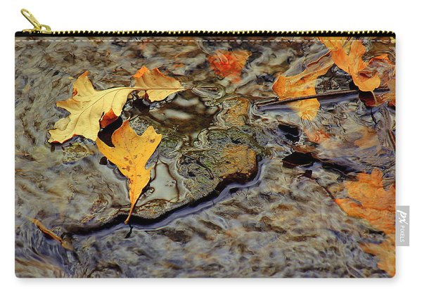 Life Flows Carry-all Pouch