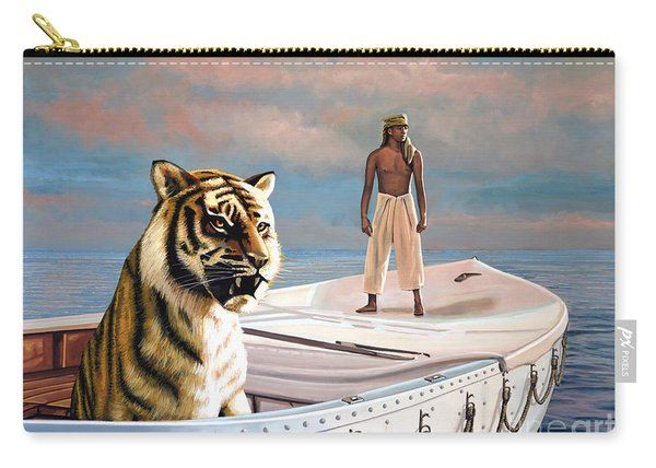 Life Of Pi Carry-all Pouch