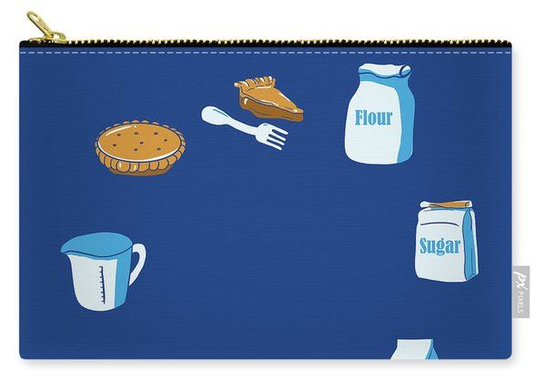 Life Of Pie Carry-all Pouch