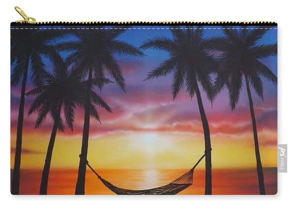 Life's A Beach Carry-all Pouch