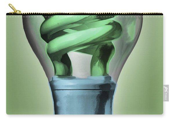 Light Bulb Carry-all Pouch