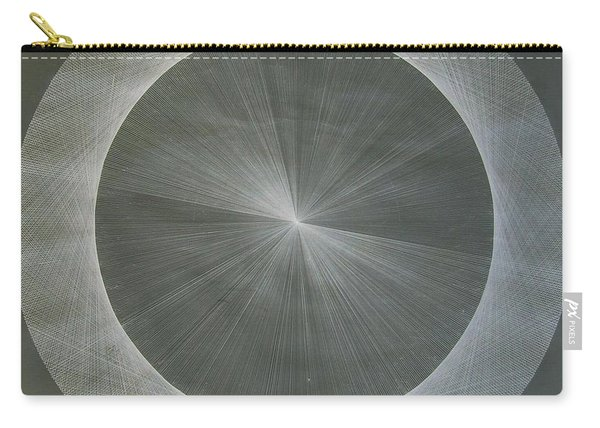 Light Is Pi  The Shape Of Pi Carry-all Pouch