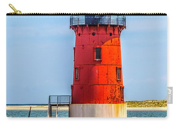 Lighthouse At The Delaware Breakwater Carry-all Pouch