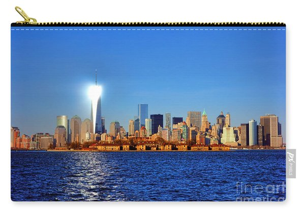 Lighthouse Manhattan Carry-all Pouch