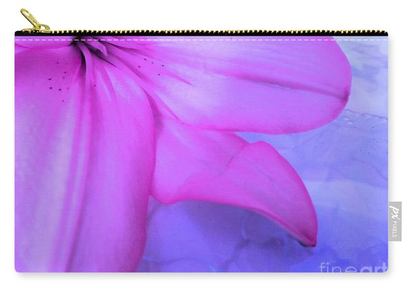 Lily - Digital Art Carry-all Pouch