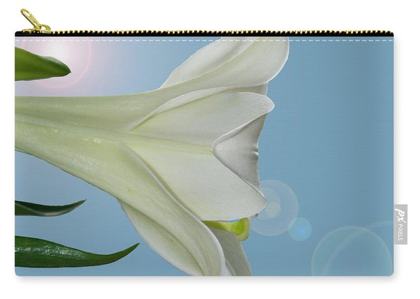 Lily Light Carry-all Pouch