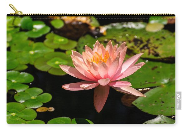 Lily Pad Carry-all Pouch