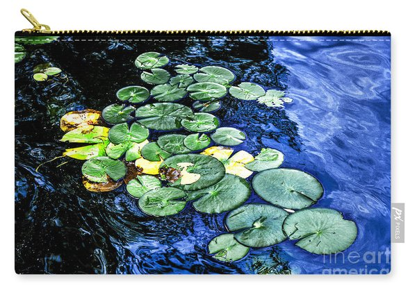 Lily Pads Carry-all Pouch
