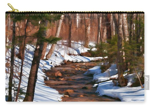 Lincoln Woods Trail Carry-all Pouch