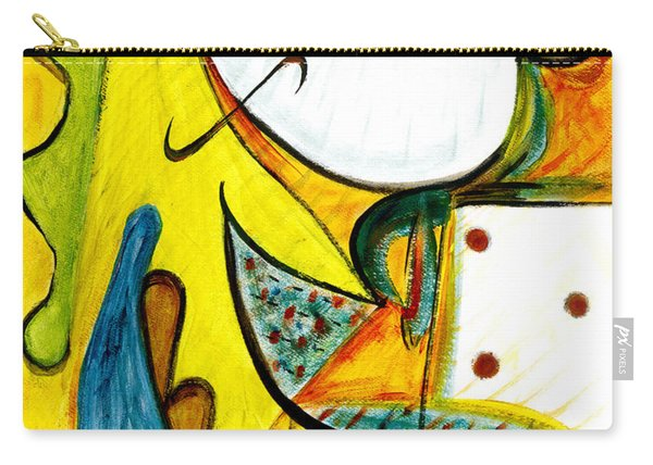 Linda Paloma Carry-all Pouch