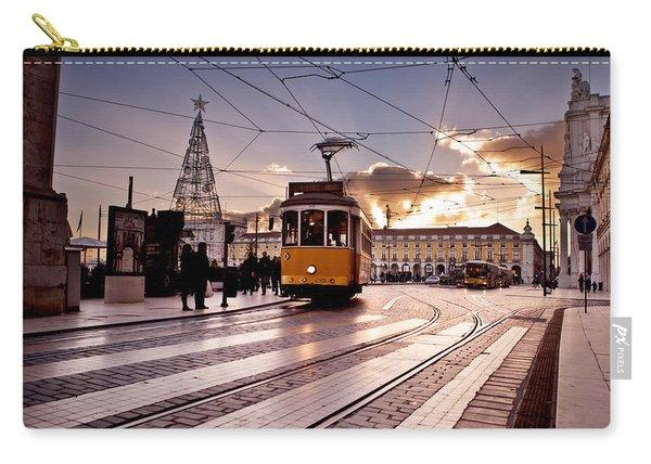 Lisbon Light Carry-all Pouch