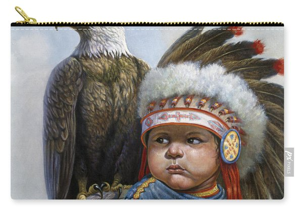Little Chief Carry-all Pouch