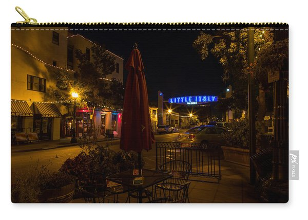 Little Italy  Carry-all Pouch