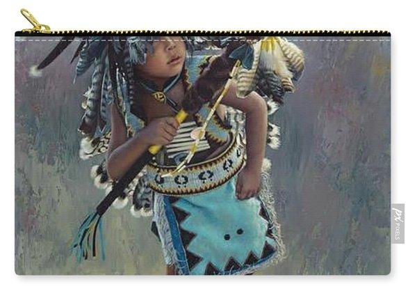 Little Kootenai Dancer Carry-all Pouch